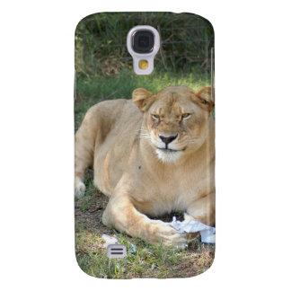 Barbary Lion i Samsung Galaxy S4 Case