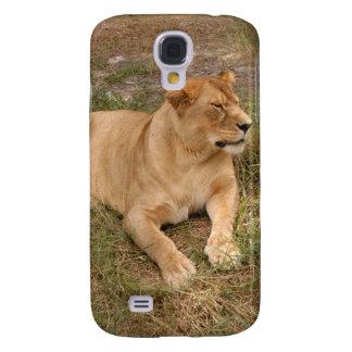 Barbary Lion i Samsung Galaxy S4 Cover