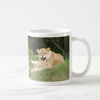 Barbary Lion Mug