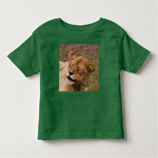 Barbary Lion-nap-016 T-shirt
