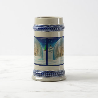 Barbary Lion-Nap-c-134 copy Beer Stein