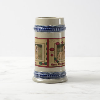 Barbary Lion-Nap-c-138 copy Beer Stein