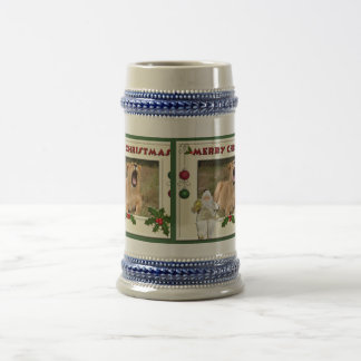 Barbary Lion-Nap-c-141 copy Beer Stein