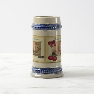 Barbary Lion-Nap-c-147 copy Beer Stein