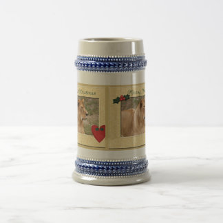 Barbary Lion-Nap-c-149 copy Beer Stein