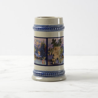 Barbary Lion-Nap-c-35 copy Beer Stein