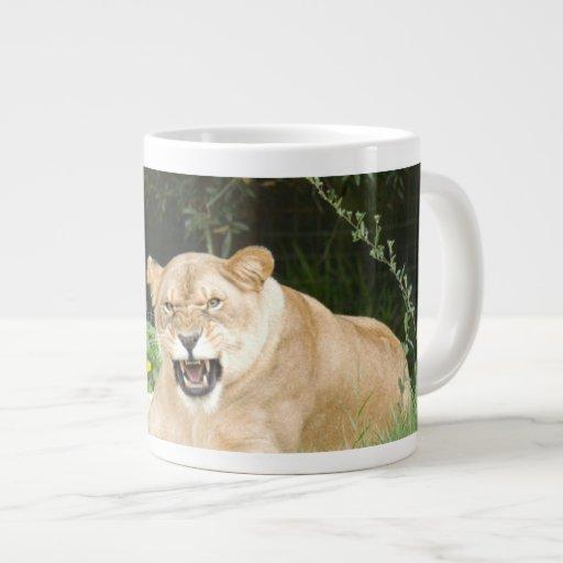 Barbary Lion-set-1-013 Taza Jumbo