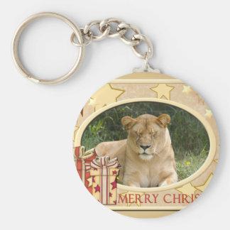 Barbary Lion-Set 1-c-148 copy Basic Round Button Keychain