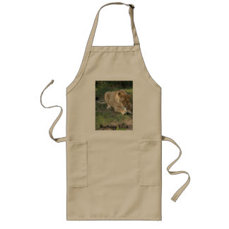 Barbary Lion-toy-005, Barbary Lion Long Apron
