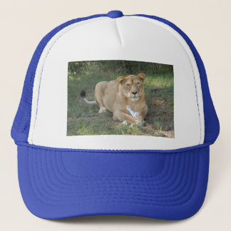 Barbary Lion-toy-007 Trucker Hat