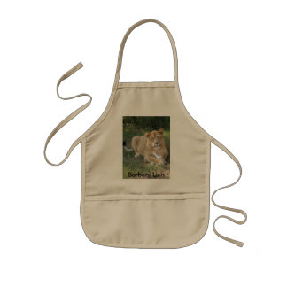 Barbary Lion-toy-008, Barbary Lion Kids' Apron