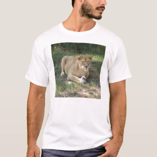 Barbary Lion-toy-009 T-shirt