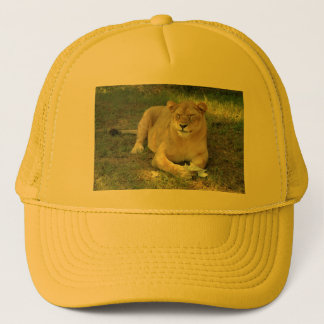 Barbary Lion-toy-014 Trucker Hat