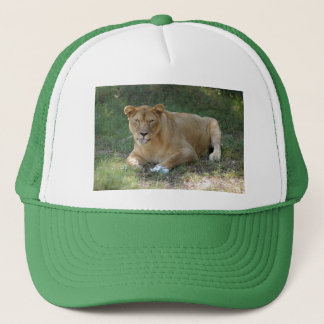 Barbary Lion-toy-017 Trucker Hat