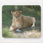 Barbary Lion-toy-020 Alfombrilla De Raton