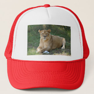 Barbary Lion-toy-020 Trucker Hat