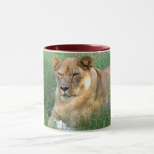 Barbary Lion-toy-025 Mug
