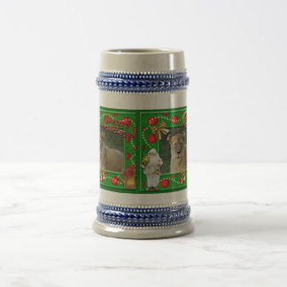 Barbary Lion-Toy-c-143 copy Beer Stein