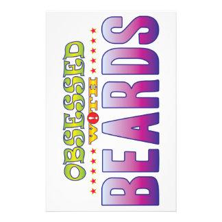 Barbas 2 obsesionadas  papeleria de diseño