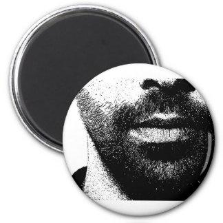 barbas imán redondo 5 cm