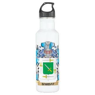 Barbat Coat of Arms 24oz Water Bottle
