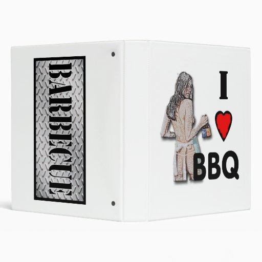 Barbecue Binders