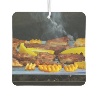 Barbecue Car Air Freshener