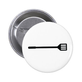 barbecue cutlery icon pin