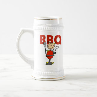 Barbecue Gift Beer Stein