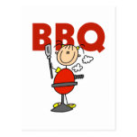 Barbecue Gift Postcard