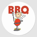Barbecue Gift Sticker