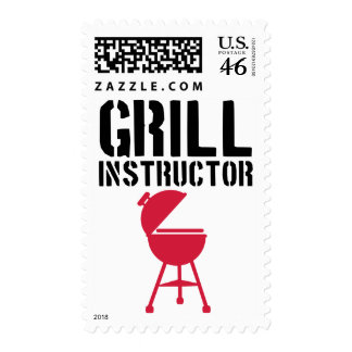 Barbecue - Grill Instructor Stamps