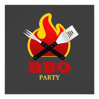 Barbecue / Grill party invitation