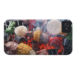Barbecue iPhone 4 Case-Mate Case