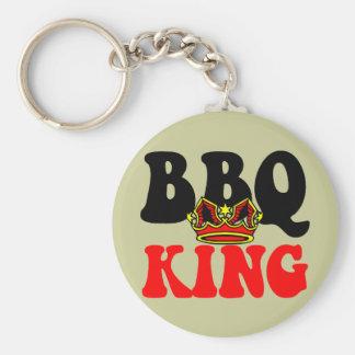 Barbecue Keychain