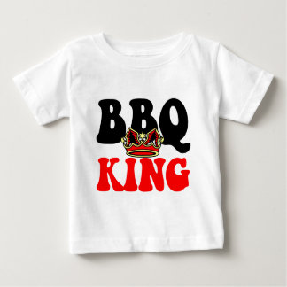 Barbecue King Baby T-Shirt