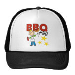 Barbecue King Gift Mesh Hat