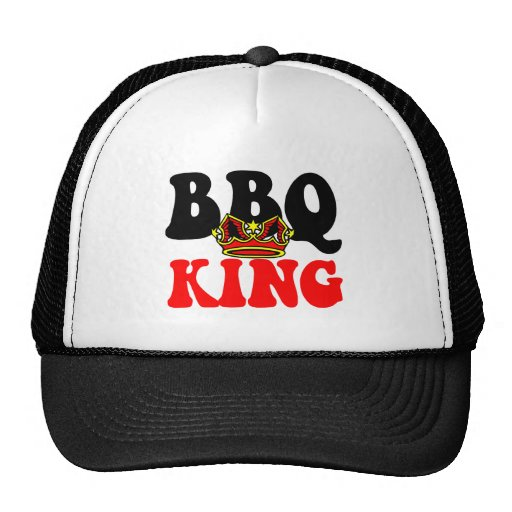 Barbecue King Hats