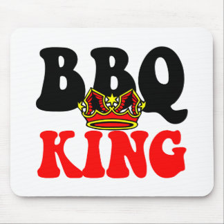 Barbecue King Mouse Pad