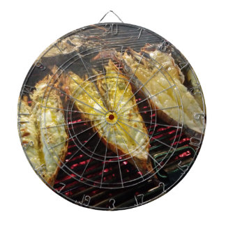 Barbecue Lobster Dartboard With Darts