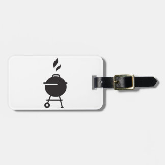 Barbecue Luggage Tag