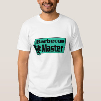 Barbecue Master T Shirt