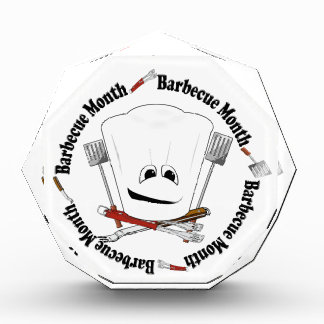 Barbecue Month - Chef Hat - King of the Grill Awards