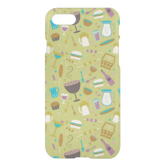 Barbecue Pattern iPhone 8/7 Case