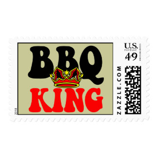 Barbecue Postage Stamps