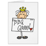 Barbecue Queen Cards
