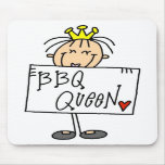 Barbecue Queen Mouse Pads