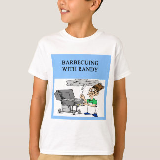barbecueing with randy T-Shirt
