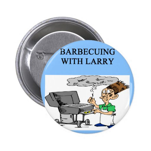 barbecuing with larry pins