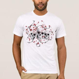 Barbed Skulls T-Shirt